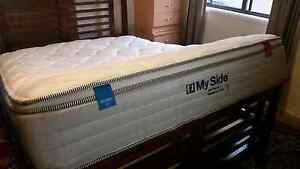 Queen mattress and frame St Clair Penrith Area Preview