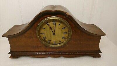 Vintage Mantle Clock Spares/Repairs. Free UK P&P.