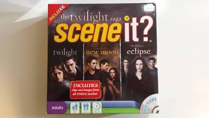 Scene It - Twilight Saga Edition Brassall Ipswich City Preview