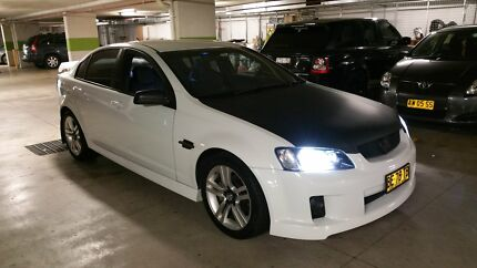 2010 Holden Commodore Omega  Liverpool Liverpool Area Preview