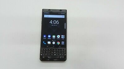 BlackBerry KeyONE (BBB100-1) 32GB Black (AT&T) Smartphone Clean IMEI 43759