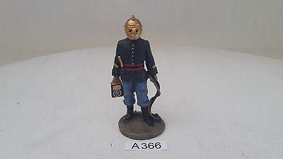 del Prado Feuerwehrmann Frankreich 1893 ohne Verpackung (A366)