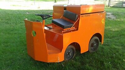 Taylor Dunn Tow Tractor Model P2-50 - Only 8 Original Hours