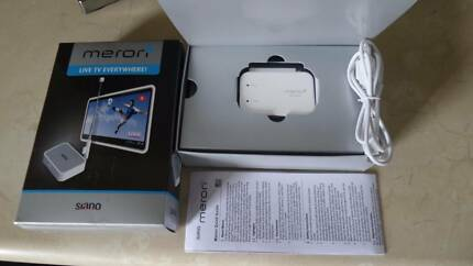 TV anywhere: New Meron DVB-T & ISDB-T for Smartphone Tablet Apple Kingsford Eastern Suburbs Preview