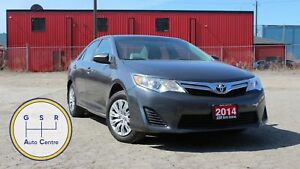 2014 Toyota Camry LE | BLUETOOTH | LOW KM | EVERYONE GETS FINANC