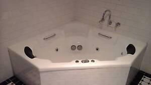 Corner Spa Bath Cobargo Bega Valley Preview