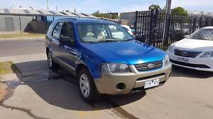 2007 Ford Territory TX Wagon AUTO 7 SEATER Williamstown North Hobsons Bay Area Preview