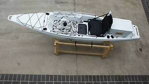 Kings Kraft Angler 13ft Pedal Kayak - Aus Design Engineered Albion Park Rail Shellharbour Area Preview