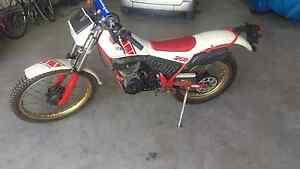 Yamaha TY250 trials. 1985 model Toowoomba Toowoomba City Preview