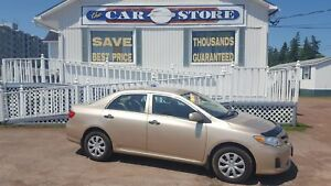 2013 Toyota Corolla AUTOMATIC!! HEATED POWER MIRRORS!! MP3!! TOY