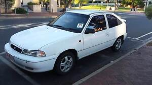 1998 Daewoo Cielo Hatchback Alice Springs Alice Springs Area Preview