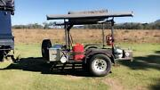 Camper motorbike trailer Clairview Isaac Area Preview