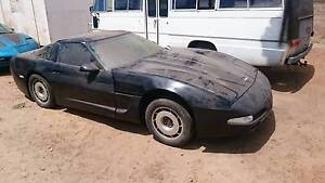 1985  rhd Corvette Coupe with 2000 body kits fitted Morangup Toodyay Area Preview