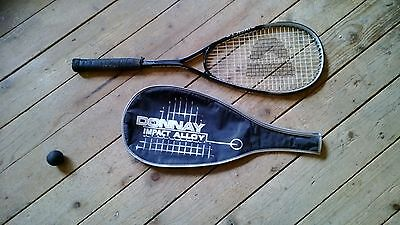 Squash Racket DONNAY IMPACT ALLOY