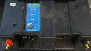 Projecta Power Station 12V DC for AGM DEEP CYCLE WET Battery Type Kenmore Hills Brisbane North West Preview