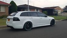 VE WAGON SWAPS LAST TIME UP NO MORE TIMEWASTERS Campbelltown Campbelltown Area Preview