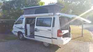 2002 mercedes benz campervan Albany Creek Brisbane North East Preview