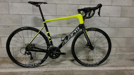 Avanti Corsa ER 1 Carbon Road Bike 60cm