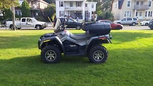 VTT Canam Outlander Edition Ltd