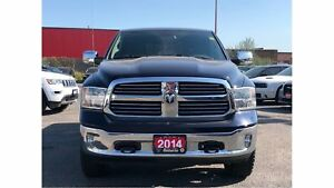 2014 Ram 1500 SLT**BIG HORN**CREW CAB**BUCKET SEATS**BLUETOOTH**