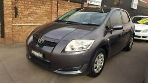 2009 Toyota Corolla Hatchback manual long rego Belmore Canterbury Area Preview