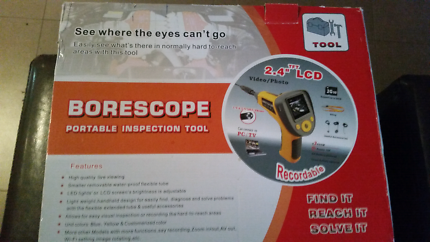 Borescope Inspection Tool brand new in box