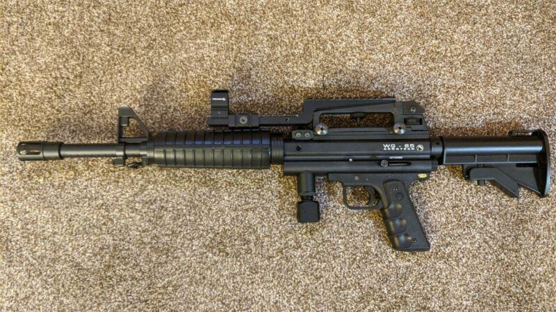 Armotech WG-65 Paintball Gun (M16 replica) rare!