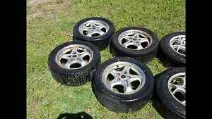 2 sets of Holden commodore wheels Cedar Creek Gold Coast North Preview
