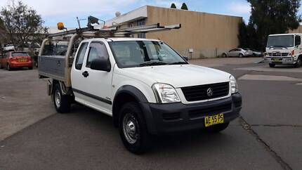 2005 Holden Rodeo Ute AUTOMATIC: EXCELLENT CONDITION !! Guildford Parramatta Area Preview