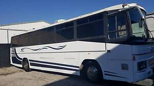 1982 Mercedes OC Liner Motor Home Clontarf Redcliffe Area Preview