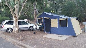 Oz trail camping trailer Croydon North Maroondah Area Preview