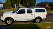 2004 Nissan Navara ST-R  D22 Manual 4X4 Mernda Whittlesea Area Preview