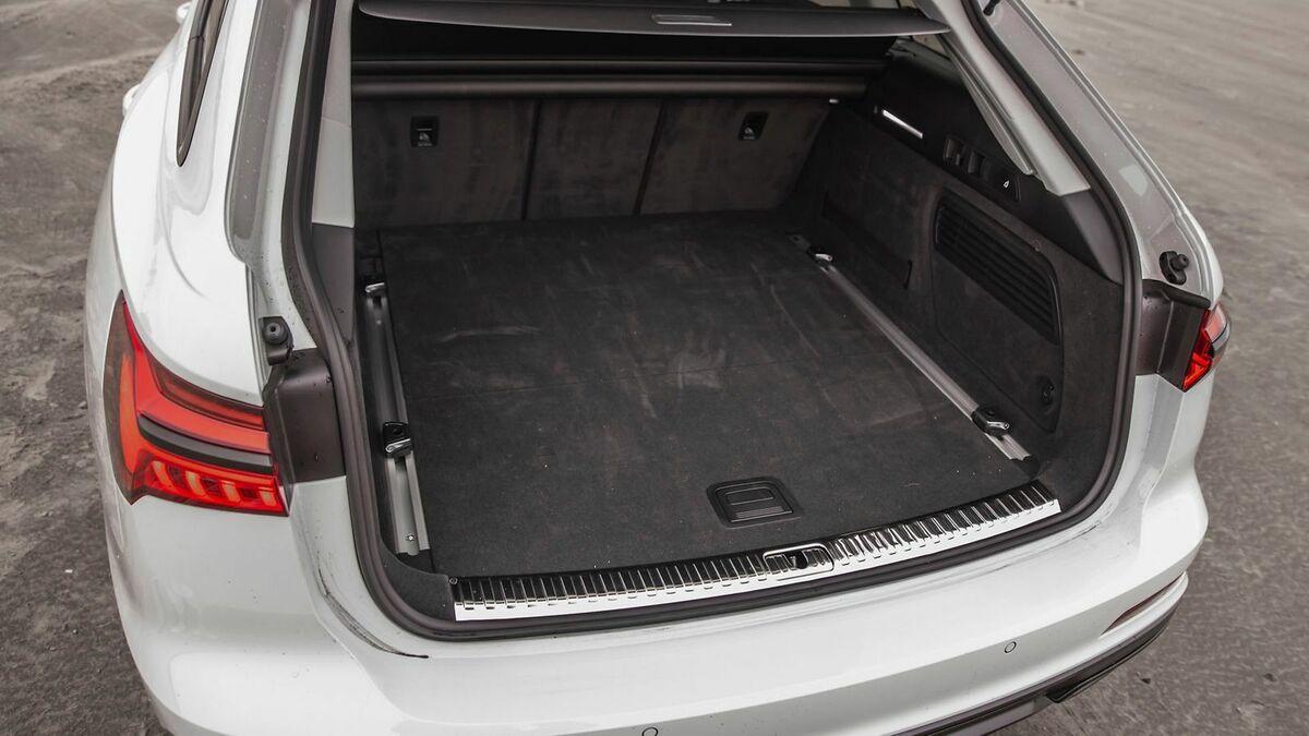 Audi A6 Avant C8 2018 Im Test Alltagstest Mobile De