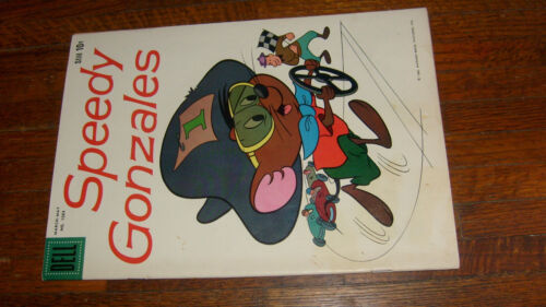 """SPEEDY GONZALES Dell Four Color Comic #1084 1960 """"VERYGOOD+"""""""