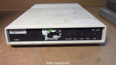 KPN UM 128 UM128 ZATR8054013/1 2x Power Port + 5V 1x V.35 Port EXCL PSU