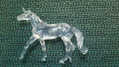 "Breyer Horse Stablemate Clear ""Unicorn"""