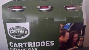 4 Butane Gas cartridges for portable stove Truganina Melton Area Preview