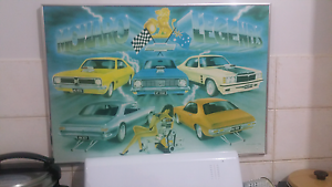 Monaro Legends Print Holden Hill Tea Tree Gully Area Preview