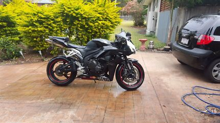 2008 HONDA Cbr600rr low KLM'S  Capalaba Brisbane South East Preview