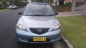 2004 Mazda Mazda2 Hatchback North Lambton Newcastle Area Preview