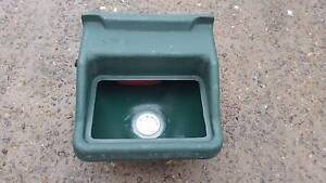 WATER TROUGH 9L STRONG NYLON C/W AUTOMATIC FLOAT STABLE HORSE DOG Terrey Hills Warringah Area Preview