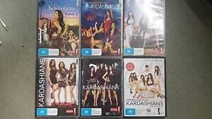 Keeping Up with the Kardashians Season 1-6, $10 each Pakenham Cardinia Area Preview