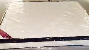 """NEW Full/Double size 54""""x74"""", 12"""" Thick Euro-top Mattress 400"""