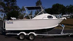 2016 SEAYA 610 - 115hp Forest Lake Brisbane South West Preview