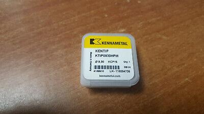 1pc Ktip0930hpm Kcp15  Kennametal Ktip 0930hpm Kcp15 Kentip 9.30