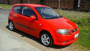 Holden Barina Hatchback 2006 Glenorchy Glenorchy Area Preview