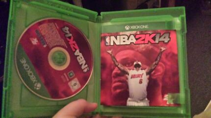 NBA 2K14 and Fifa 14 Xbox One games Liverpool Liverpool Area Preview