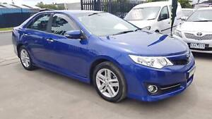 2014 Toyota Camry Atara S Sedan AUTO ONLY 15,000KMS Williamstown North Hobsons Bay Area Preview