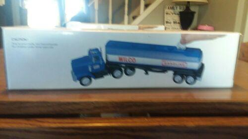 1985 wilco oil tanker truck like hess tanker