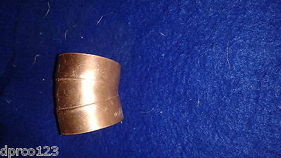 1pc 1-12 Dwv Copper 22.5 Elbow 22.5 Degree 116th Low Sh Mix Match Orders